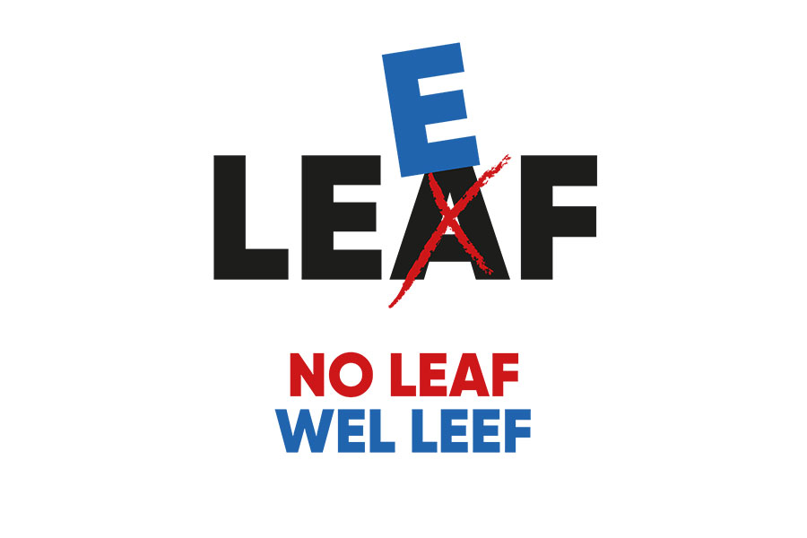 No Leaf, wel Leef in Gingelom